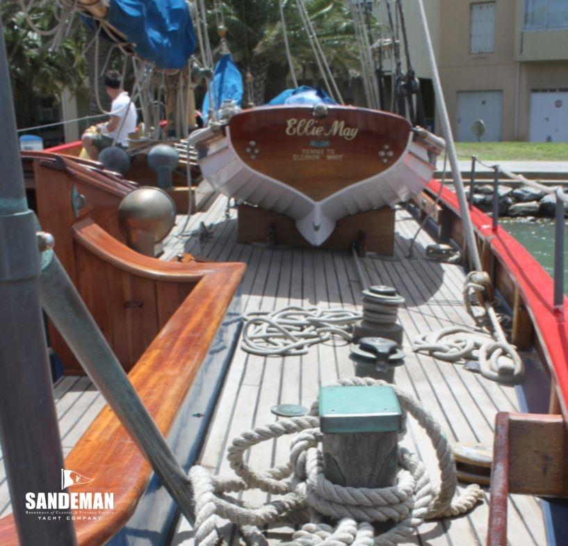 Westernman 51 ft Pilot Cutter 1998 - Sandeman Yacht Company