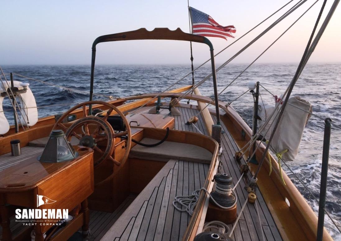 Gannon & Benjamin 60ft Schooner 2001 - Sandeman Yacht Company