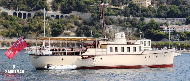 Motor Yachts Sandeman Yacht Company